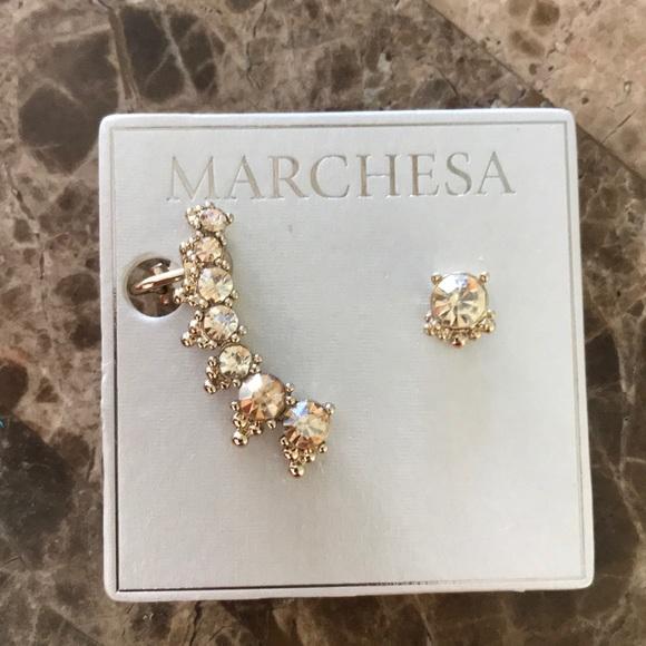 Marchesa Jewelry - Marchesa earrings
